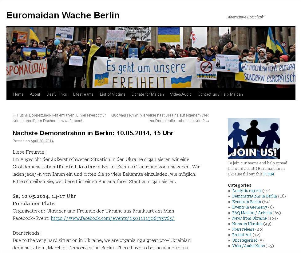 Maidan-Berlin