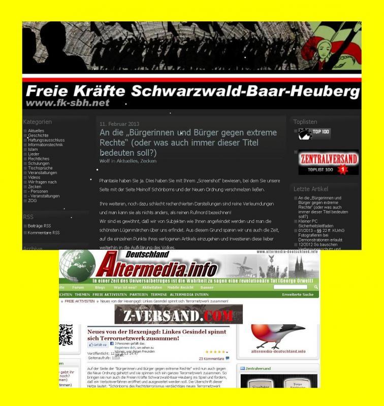 terrorzelle freie kr fte schwarzwald baar heuberg. Black Bedroom Furniture Sets. Home Design Ideas